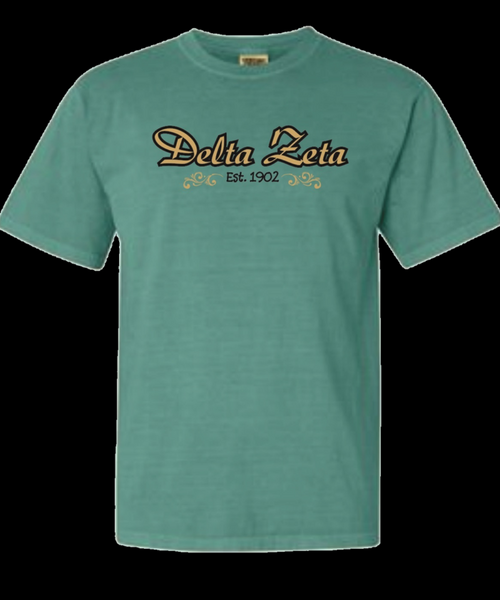 delta fraternity sorority printing custom graphic